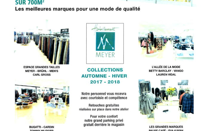 collection automne hiver